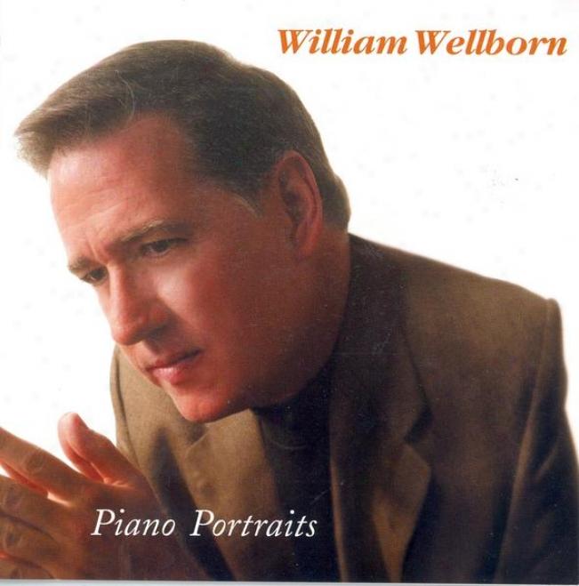 Piano Recital: Wellborn, William - Scarlatti, D. / Mozart, W.a. / Chopin, F. / Debussy, C. / Granados, E. / Liszt, F.