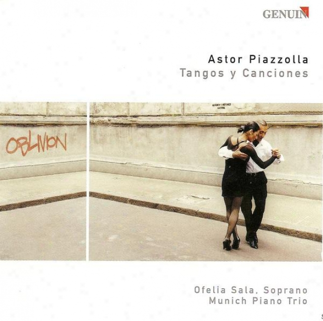 Piazzolla, A.: 4 Estaciones Portenas (las) / Oblivion / Chiquilin De Bachin / Yo Soy Maria / Escuapo / Libertango (sala, Munich Pi