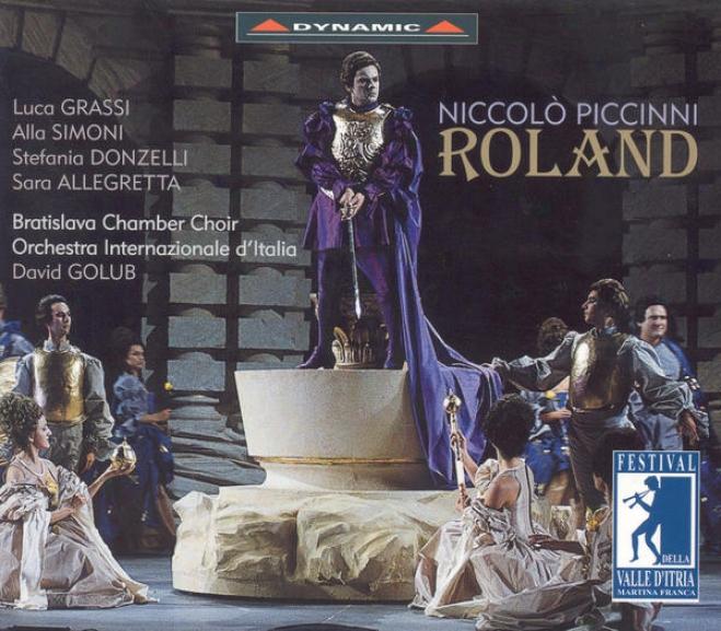 Piccinni, N.: Ropnd [opera] (festival Della Valle D'itria Di Martina Franca, 2000)