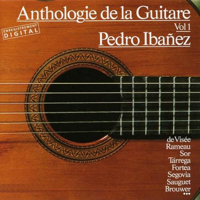 Prestigio De La Guitarra Vol. 2 : Guitar Anthology / Anthologie De La Guitare