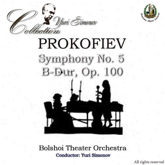 Prokofiev: Symphony No. 5 B-dur, Op. 100 - Shostakovich: The Assault Of Red Mountain, F-dur, Op. 89a  & Symphony No. 9, Es-dur,
