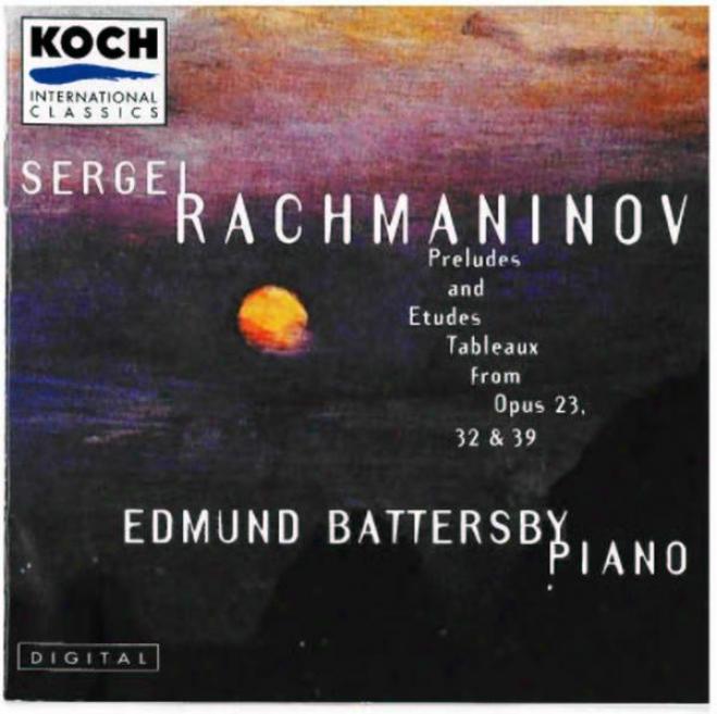 Rachmaninov: Selected Preludes From Op. 23 & Op. 322; Selexted Etudes-tableaux, Op. 39