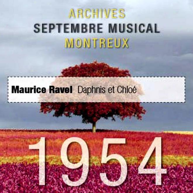 Radio Suisse Romande Prã©sente: Daphnis Et Chloã©: Fragments Symphoniques Ii - Suite Pour Orchestre Not at all. 2