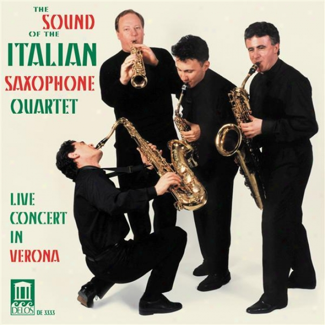 Reade P.: Saxophone Quartet / Francaix, J.: Petit Quatuor / Nagle, P.: Three Shades Of Blues / Nyman, M.: Songs For Tony (italian