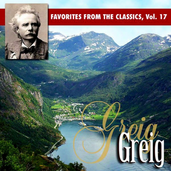 Reader's Digest Music: Favorites From The Classics Volume 17: Grieg's Greatest Hits