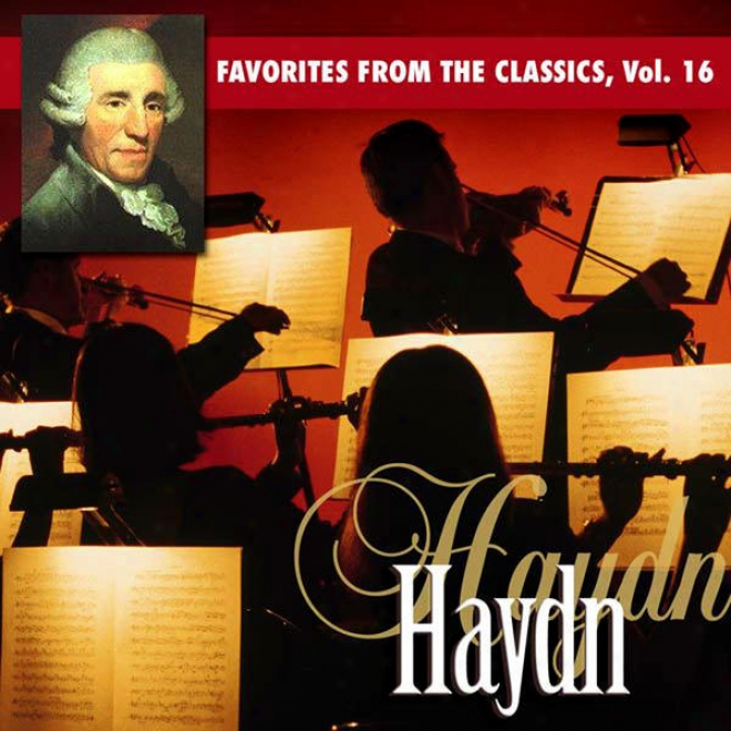 Reader's Digest Music: Favorites From The Classics Volume 16: Haydn'w Greatest Hits
