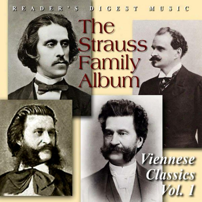 Reader's Digest Music: The Strauss Family Album: Viennese Classics Dimensions 1