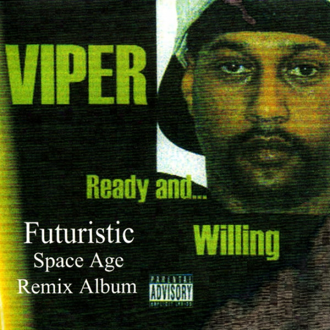 Ready And Willing - Futuristic Space Age Remix Album (rhymetymerecords.com)