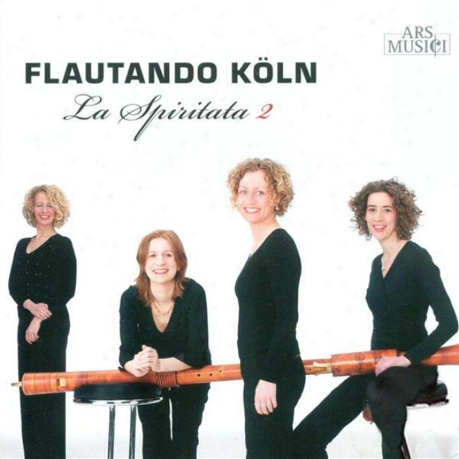 Recorder Music - Landini, F. / Thomas, S. / Buxtehude ,D. / Vivaldi, A. / Muller, T.w. / Playford, J. / Mulligan, G. (la Spiritata