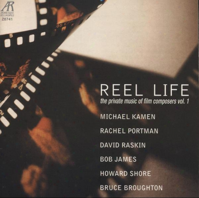 Totter Life: Private Music Of Film Composers - Bob Jams: Odyssey; Howard Shore: Hughie And Piano Four; Michael Kamen: Cut Sleeves;