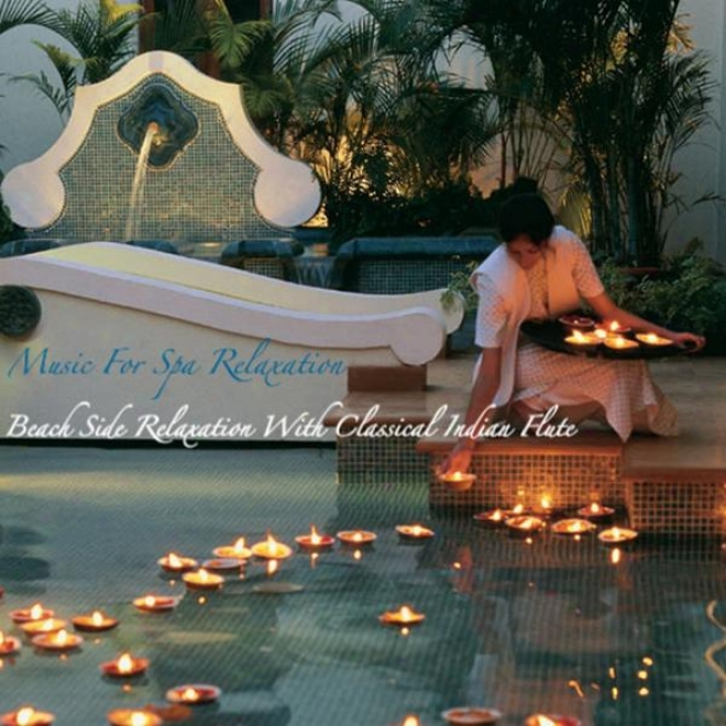 Relaxing Sounds Of Nature: Beach Verge Relaxation With Classical Indian Flutd: Music For Deep Contemplation, Relaxation & Deep Sleep