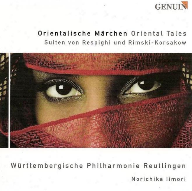 Respighi, O.: Belkis, Queen Of Sheba Suite / Rimssky-korsakov, N.a.: Schejerazade (bossert)