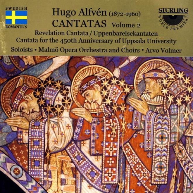 Revelation Cantataa / Cantata For The 450th Anniversary Of Uppsala University