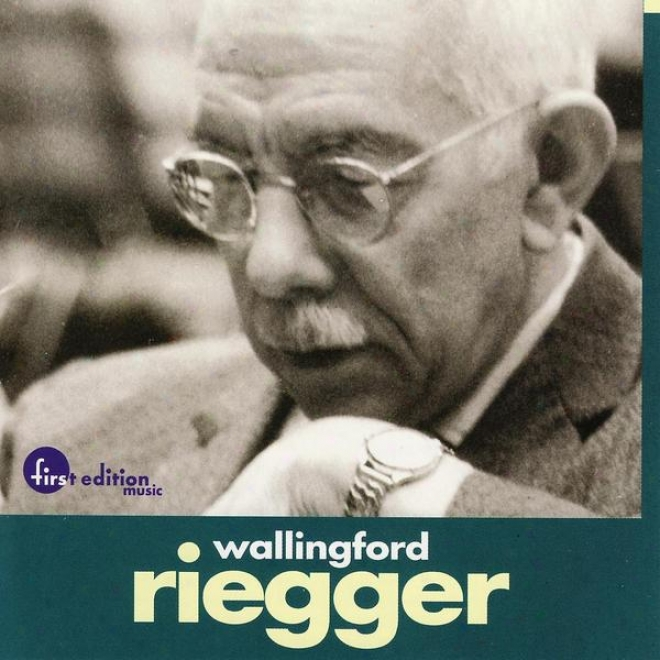 Riegger: Variations For Piano And Orchestra, Opus 54 / Variations For Violin And Orchestra, Opus 71 / Symphony No. 4, Opus 63