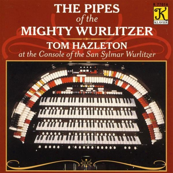 Rodgers, R.: Gsrrick Gaieties / Torch, S.: On A Spring Note / Sullivan, A.: The Lost Chord (the Pipes Of The Mighty Wuriitzer)