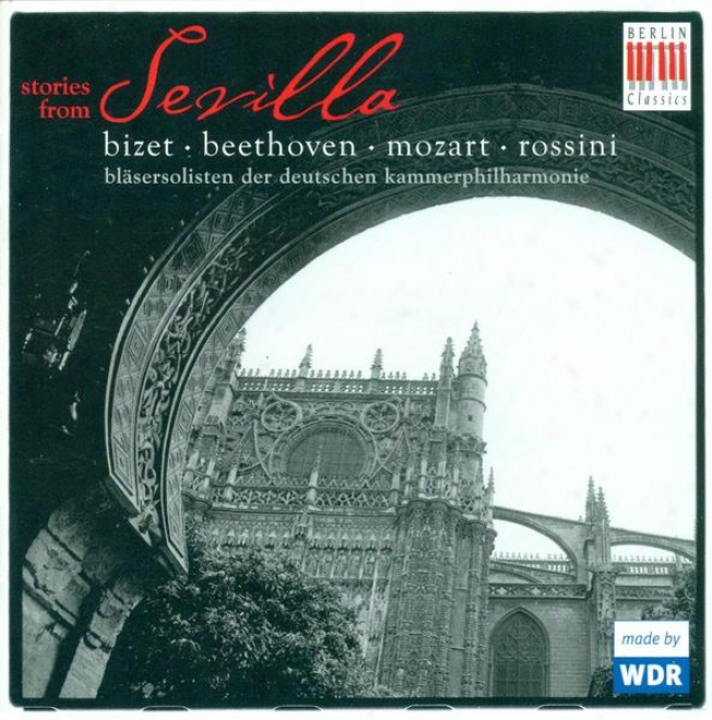 Rossini, G. / Beethoven, L. Vaj / Mozsrt, W.a. / Bizet, G.: Opera Excerpts Arranged For Wind Ensemble