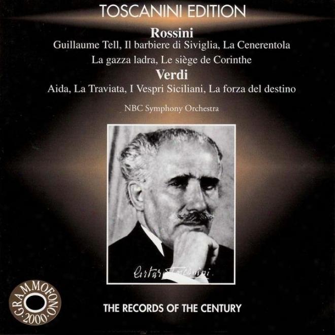Rossini: Il Barbiere Di Siviglia, La Cenerentola - Verdi: La Traviata, La Forza Del Destino, Et Al.