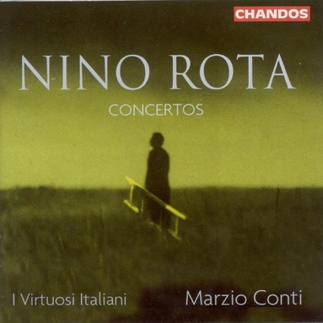 Rota: Harp Concerto / Bassoon Concerto / Trombone Concerto / Castel Del Monte