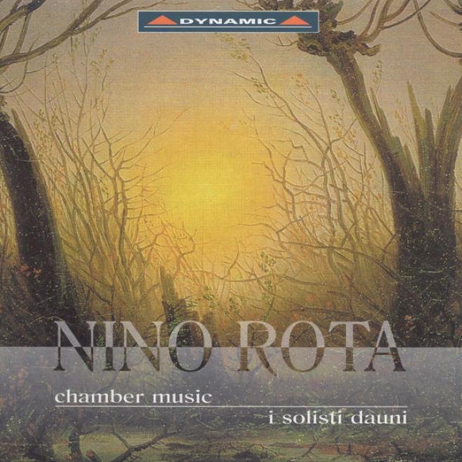 Rota, N.: Chamber Music - Nonet / Quintet / Canzona / Piccola Offerta Musicale (i Solisti Dauni, Losavio)