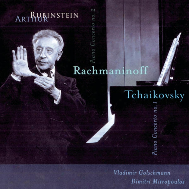 Rubinstein Collection, Vol. 15: Rachmaninoff: Concerto No.2; Tchaikovsky: Concerto No.1