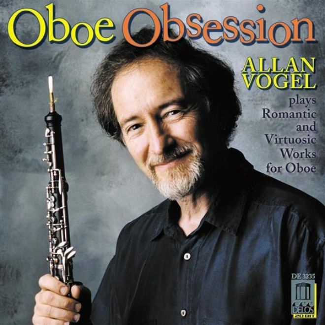 Saint-saens, C.: Oboe Sonata In D Major / Poulenc, F.: Oboe Sonata / Brotten, B.: 6 Metamorphoses After Ovid / Schumann, R.: 3 Rom