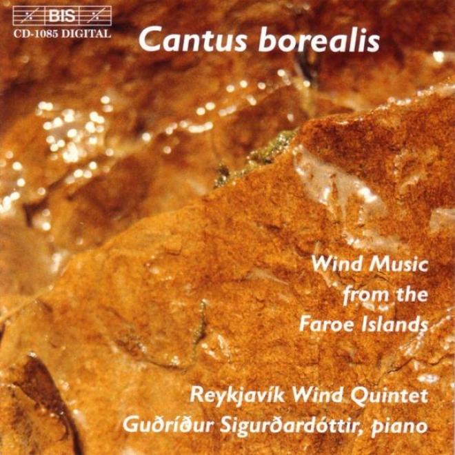 Sandagerdi / Blak / Rasmussen / Petersen: Wind Music From The Faroe Islands
