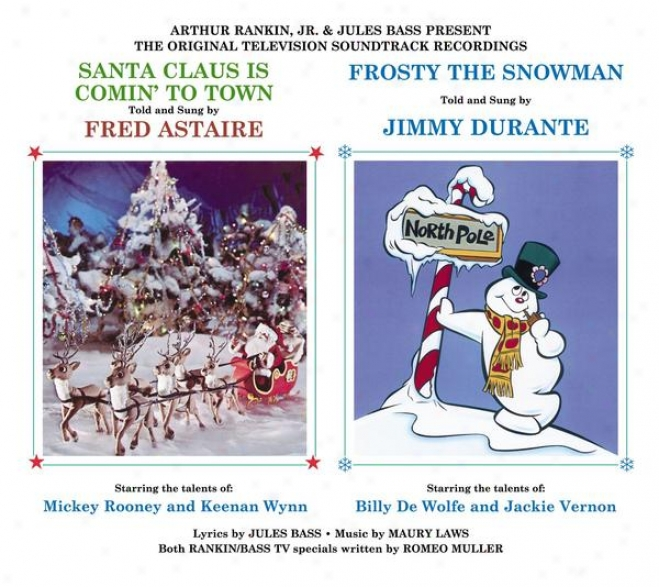 Santa Claus Is Comin' To Town / Frosty The Snowman:  TheO riginal Television Soundtrack