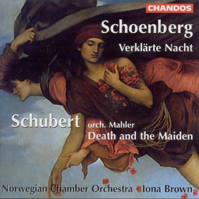 """""""schoenberg: Verklartw Nacht / Schubert: String Quartet No. 14, """"""""death And The Maiden"""""""