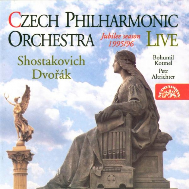 Schostakovich: Concerto For Violin And Ochestra / Dvorak: Suite In A Major