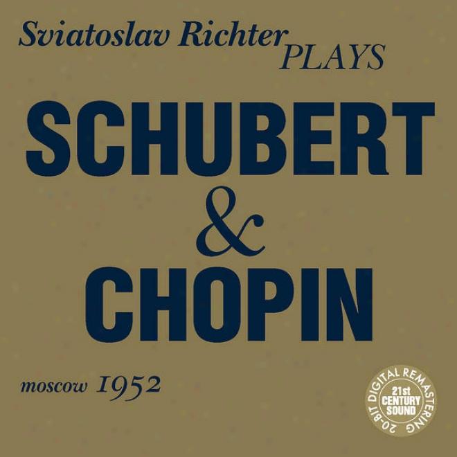 Schubert: Moments Musicaux, Impromptu No. 2 - Chpin: Etudes, Polonaise, Baklade
