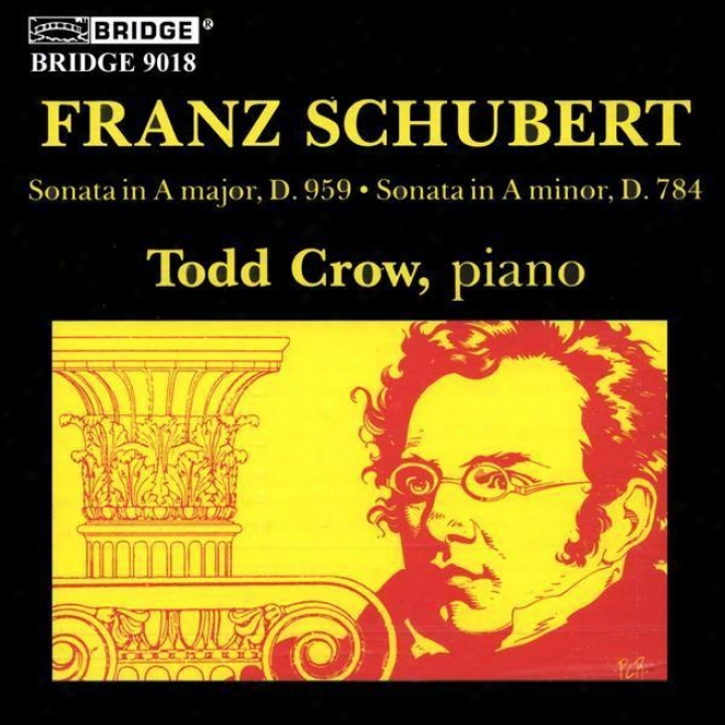 Schubert: Piano Sonata In A Major, D. 959 / Piano Sonata In A Minor, D. 784