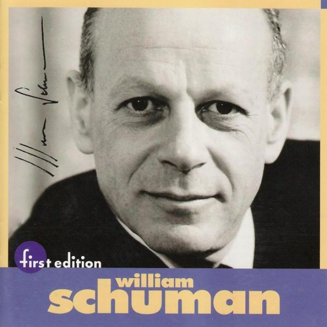 Schuman: Symphony No. 4 / Prayer In Time Of War / Judith (choreographic Poem Concerning Orchestra)