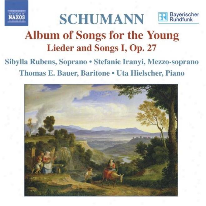 Schumann: Complete Songs Vol. 3 - Liederalbum Fur Die Jugend, Op. 79 / Lieder Und Gesange I, Op. 27