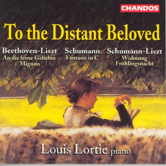 Schumann: Fantasy In C Major / Liszt: Beethoven And Schumann Transcriptions