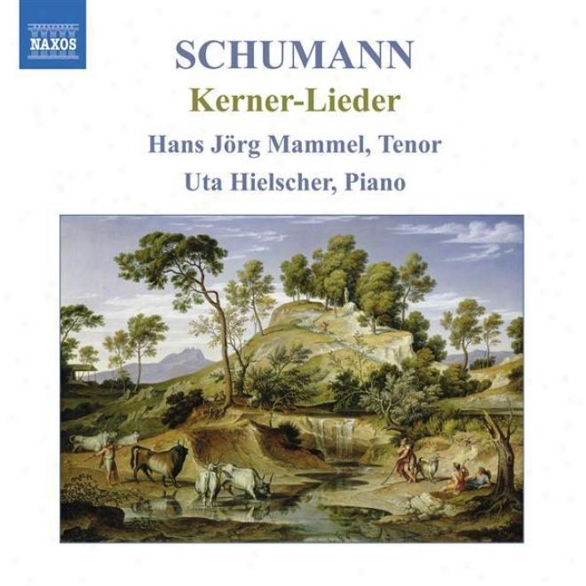 Schumann, R.: Lied Ediyion, Vol. 4 - 12 Gedichte, Op. 35 / 5 Lieder Und Gesange, Op. 127 / 4 Gesange, Op. 142