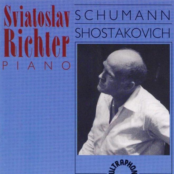Schumann : Waldszenen, Fantasiestã¼cke (Choice) / Shostakovich : Preludes And Fugues (selection)