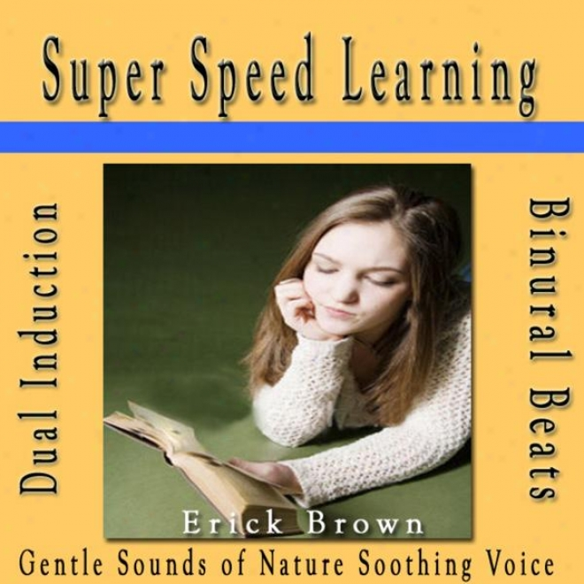 Self Hypnosis Syper Speed Learning (train Your Subliminal Photogdaphic Mind)