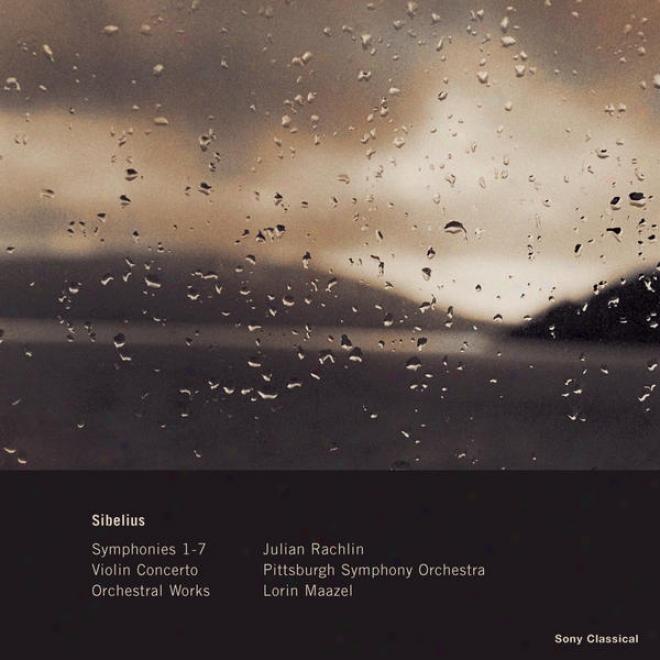 Sibelius: Complete Symphonies; Violin Concerto; Finlandia; En Saga, Karelia Suite; Swan Of Tuonela