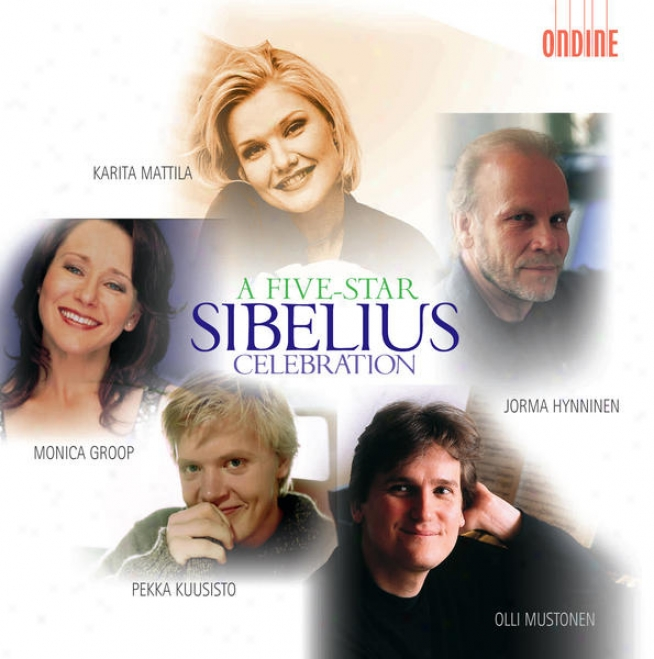 Sibelius, J.: 10 Little Pieces / 2 Serenades / The Tempest / 7 Songs (a Five-star Sibelius Celeebration)