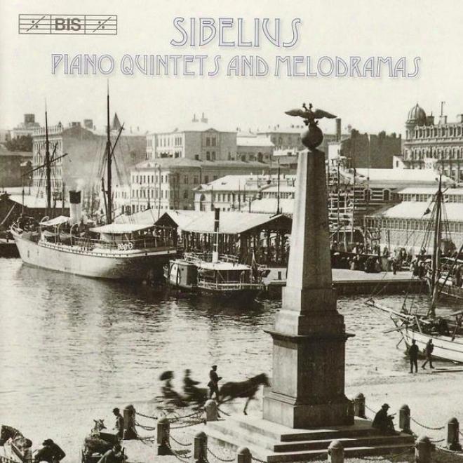 Sibelius: Piano Quintet / Svartsjukans Natter / Andante - Allegro / O, Om Du Sett / Vivace
