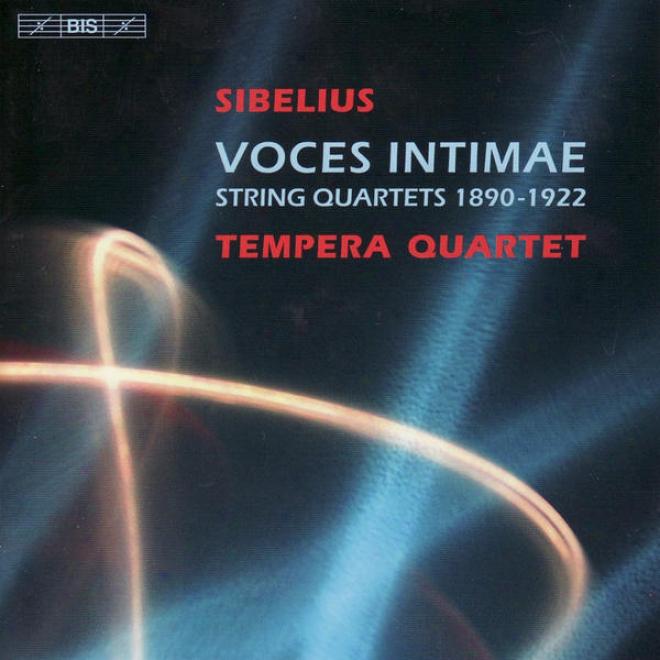 Sibelius: String Quartet In B Flat / String Quartet In D Minor / Adagio In D Minor / Andante Festivo