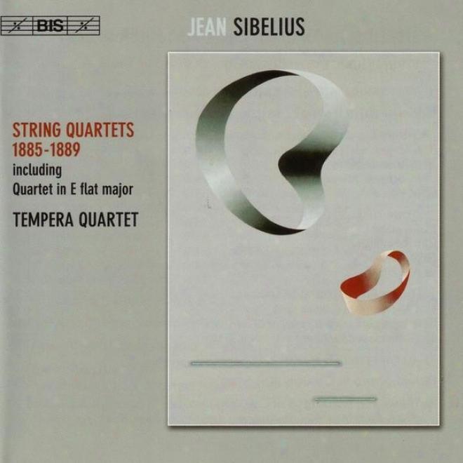 Sibelius: String Quartet In E Vapid Major / Short dissertation And Variagions In C Sharp Minor