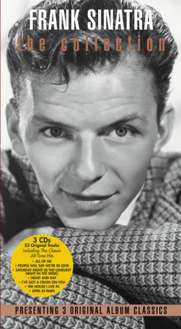 Sinatra Sings His Greatest Hits/swing And Dance With Frank Sinatra/sinatra Sings Rodgers & Hammerstein (3 Pak)