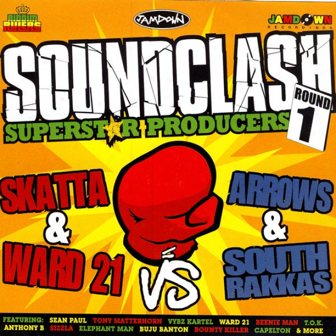 Soundclash Superstar Producers, Round 1: Skatta & Ward 21 Vs. Arrows & South Rakkas