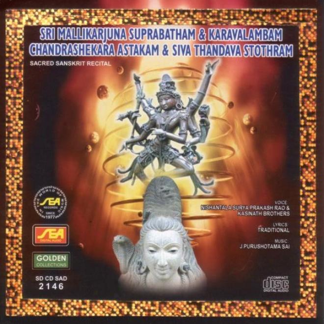 Sri Mallikarjuna Suprabatham & Karavalambam Chandrasheksra Astakam & Siva Thandava Stothram