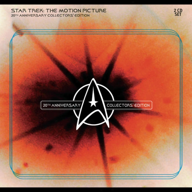 Star Trek: The Motion Picture (original Soundtrack--20th Anniversary Collectors' Edition) / Inside Star Tre