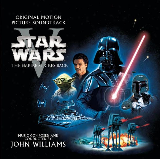 Star Wars Digression V_T:he Empire Strikes Back (original Movement Picture Soundtrack)
