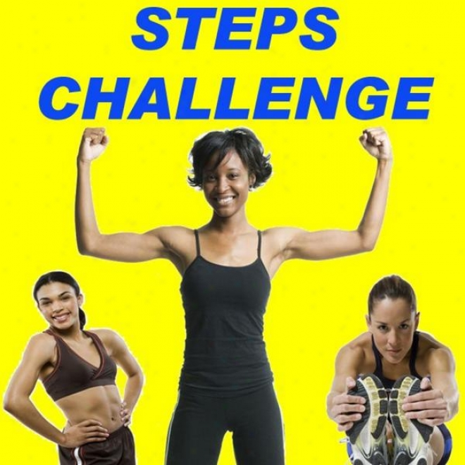 """steps Exception Megamix(fitness, Cardio & Aerobics Sessions) """"even 32 Counts"""
