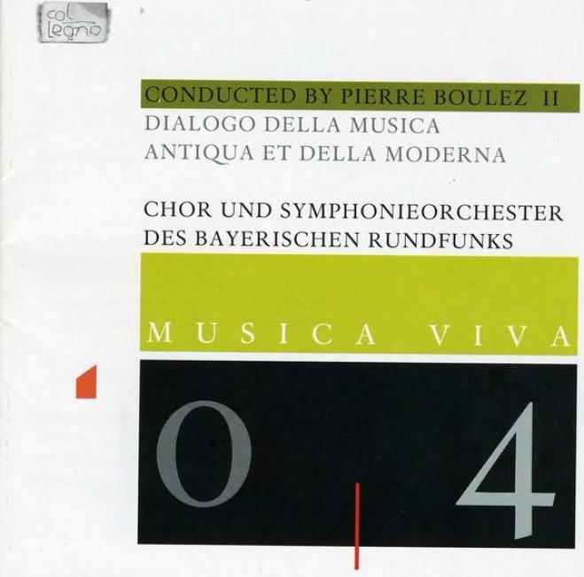 Stravinsky: The Great flow; Anonymous: The Mass Of Tournai (14th Century); Messiaaen: Oiseaux Exotiques; Bartok: Cantata Profana