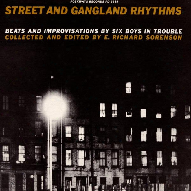 Street And Gangland Rhythms, Beats And Improvisations In proportion to Six Boys In Matter